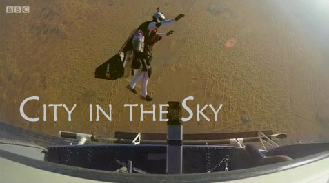 City in the Sky (Jetmen)